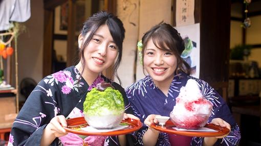 东经日语文化沙龙:「刨冰日」