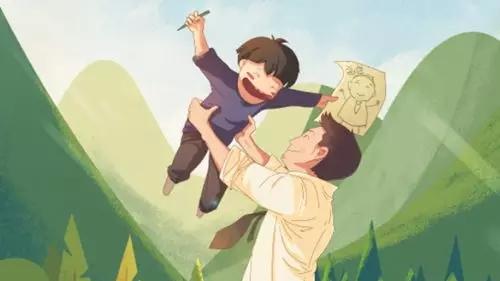 父亲节主题活动-东经日语