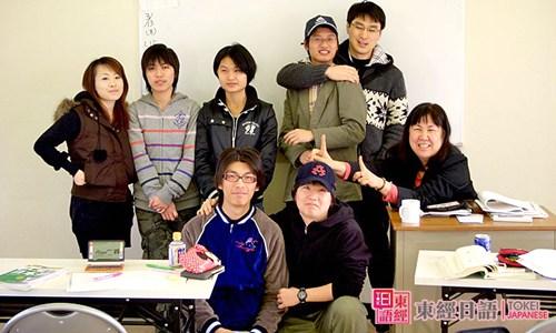 日本留学生-去日本留学