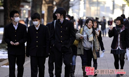 日本留学生-日本留学院校的区别-去日本留学