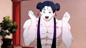 萝莉少女:日本动漫中的威猛萝莉