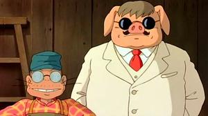 宫崎骏《红猪》中日双语台词