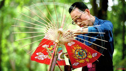油纸伞-苏州日语培训-日本文化