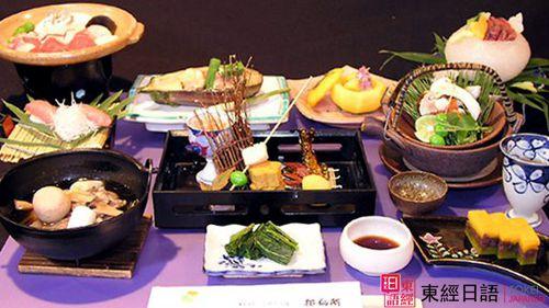 日本本膳料理-苏州日语学习-苏州日语培训班