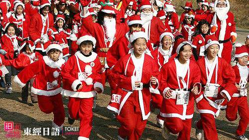 日本圣诞文化-苏州日语-苏州园区日语培训