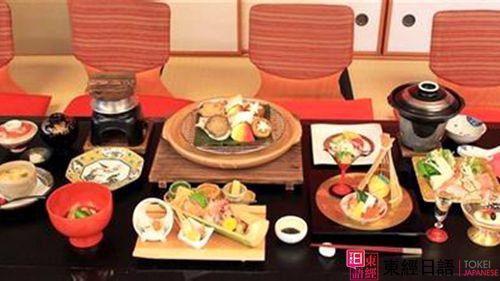 日本会席料理-苏州日语培训-苏州日语