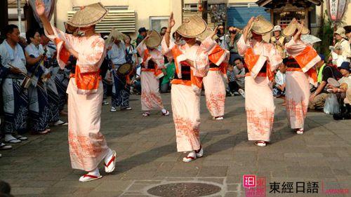 日本文化-盂兰盆节-苏州东经日语