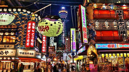 食在大阪-日本文化-苏州东经日语