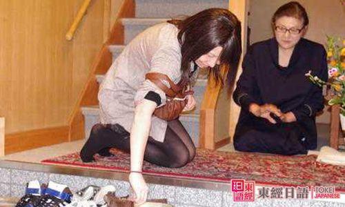 日本家庭做客-日本风土人情-苏州日语培训