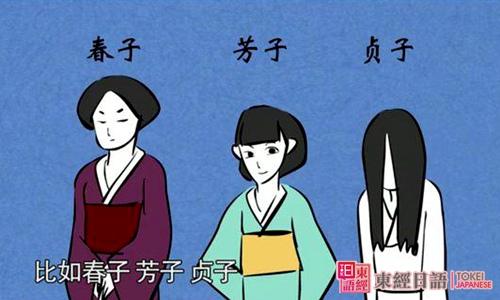 日本姓氏文化-日本文化-苏州日语学习班