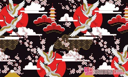 日本传统图案-日本文化