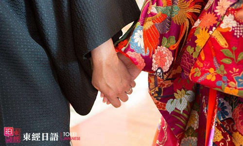 日本和服-花嫁新娘
