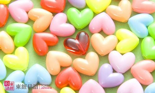 糖果-日本白色情人节送什么