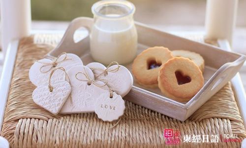 饼干-日本白色情人节送什么