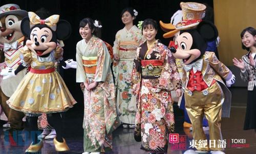 日本人喜欢去迪士尼游玩-日本迪士尼乐园