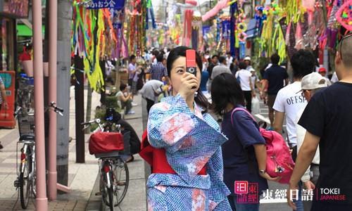 日本七夕风俗-日本七夕活动