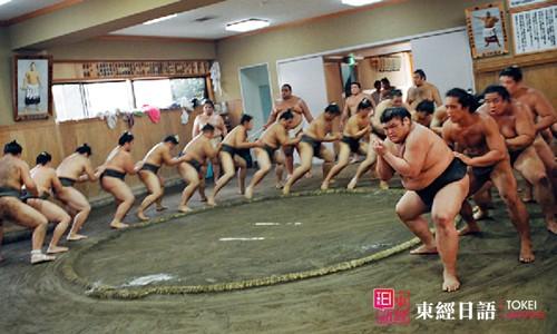 日本最重相扑去世-日本相扑等级-横纲大关