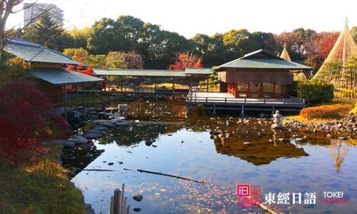 日本名古屋旅游攻略:休闲的白鸟庭园