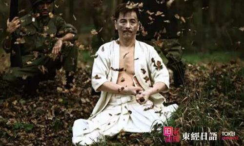 日本切腹,武士的死亡美学