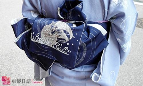 日本和服背后背包