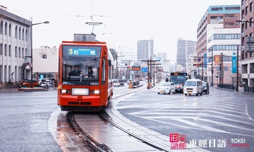电车满员-日本电车
