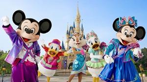 日本旅游必去景点:东京迪士尼乐园