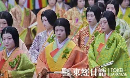 葵祭-日本文化祭