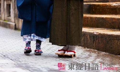 日本人为什么穿木屐-穿木屐需要穿袜子吗
