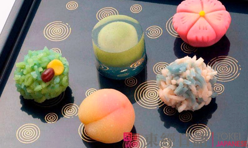 日式和果子的种类
