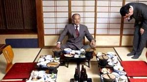 去日本旅游,用餐时应该注意什么