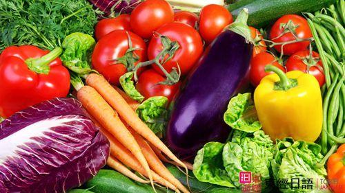 苏州日语培训-日语蔬菜词汇-苏州东经日语