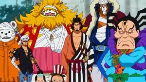 看动漫学日语:海贼王日语版