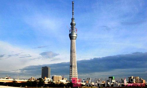 东京塔日本旅游线路