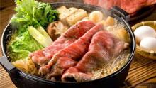 日本正宗寿喜锅
