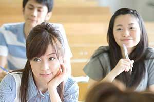 东经日语日本留学课堂学习